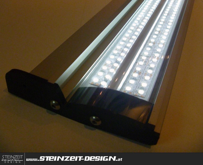 Steinzeit Design   LED Aquarium Beleuchtung BARRACUDAS LCH40